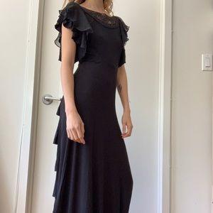 Free people long maxi dress